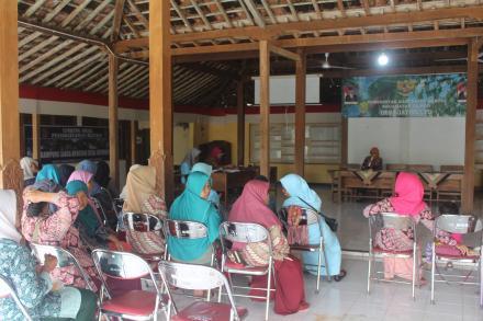 Pertemuan Rutin Kader Desa Jatimulyo