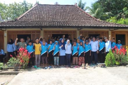 RAKOR Kelompok Tani Dusun Banyuurip dengan Dinas Kehutanan
